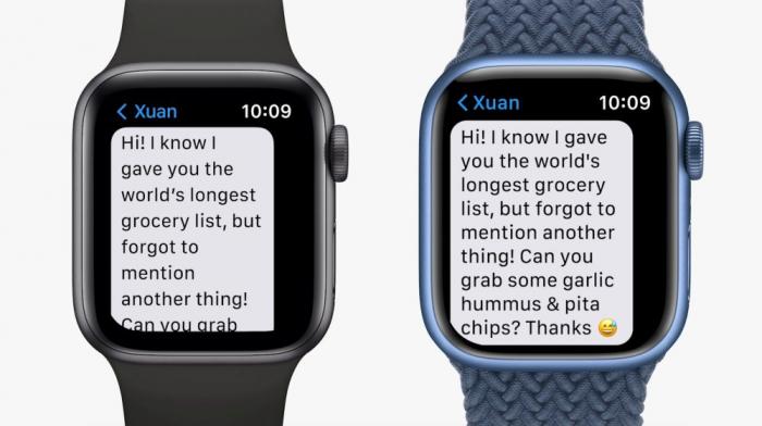 Представлены Apple Watch Series 7: новый экран, быстрая зарядка и новые функции в прочном корпусе – фото 2