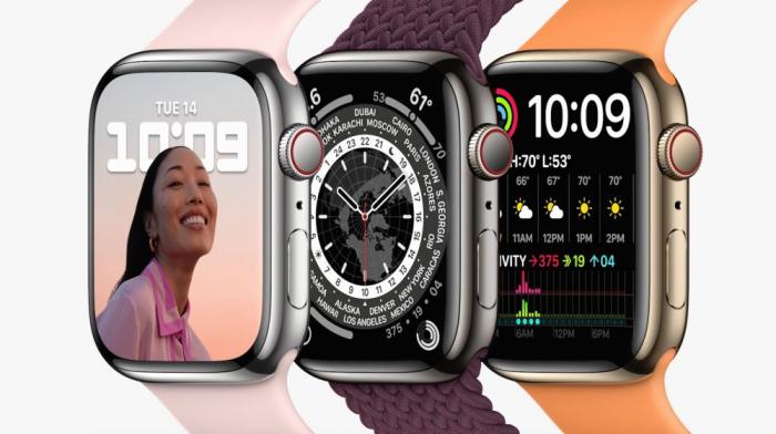 Представлены Apple Watch Series 7: новый экран, быстрая зарядка и новые функции в прочном корпусе – фото 4