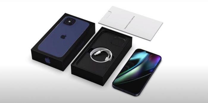 iPhone 12 комплект поставки