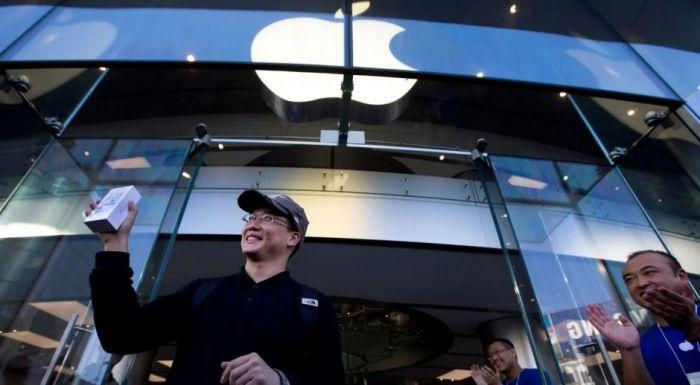 Apple на коне: компания подняла продажи в Китае на 225% – фото 2