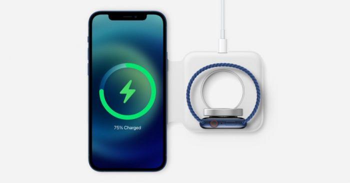 Apple беспроводная зарядка