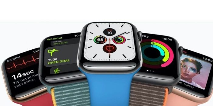 Apple Watch 6 цвета