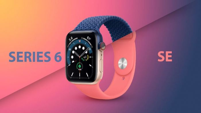 Apple Watch 6 Watch 6 SE