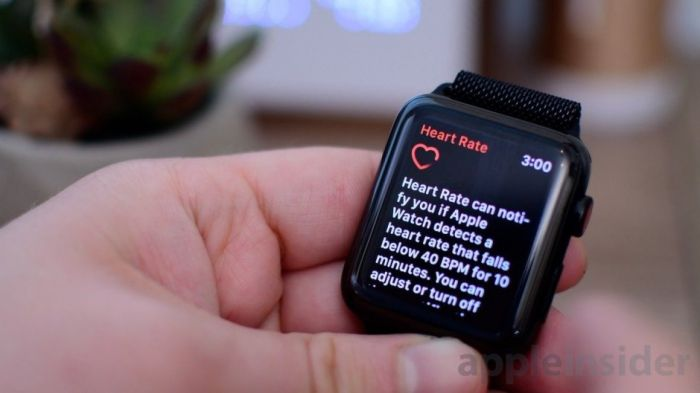 Apple Watch ошибка