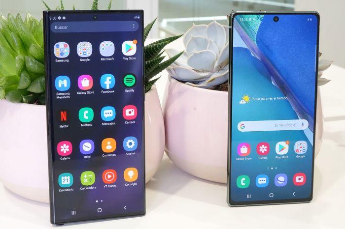 Анонс Samsung Galaxy Note 20 и Galaxy Note 20 Ultra – фото 1
