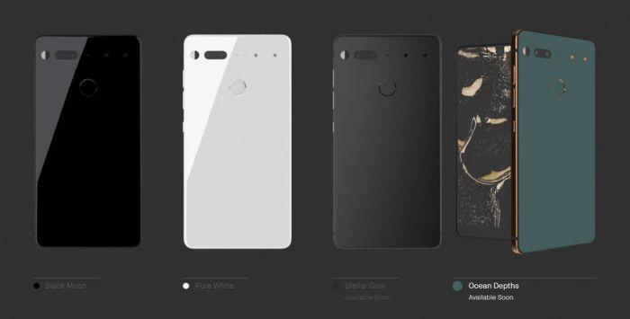 Essential надеется, что новый цвет оживит продажи Phone – фото 2