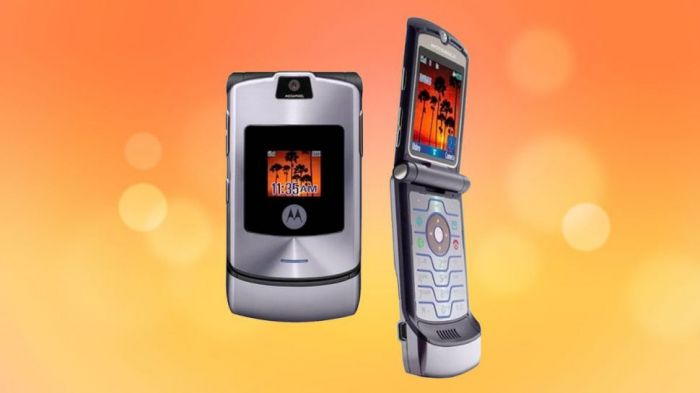 Motorola RAZR может вернуться – фото 1