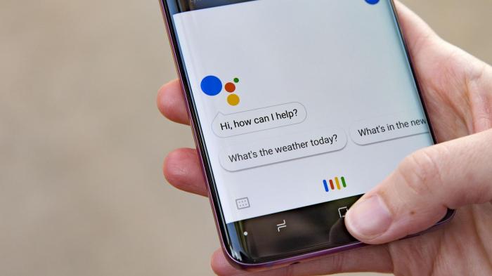 Xiaomi Google Ассистент