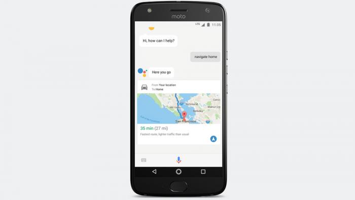Представлен Moto X4 в серии с Android One – фото 2