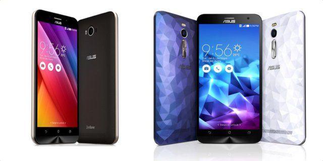 Asus ZenFone Max - смартфон с емким аккумулятором и ценником $139,99 – фото 1
