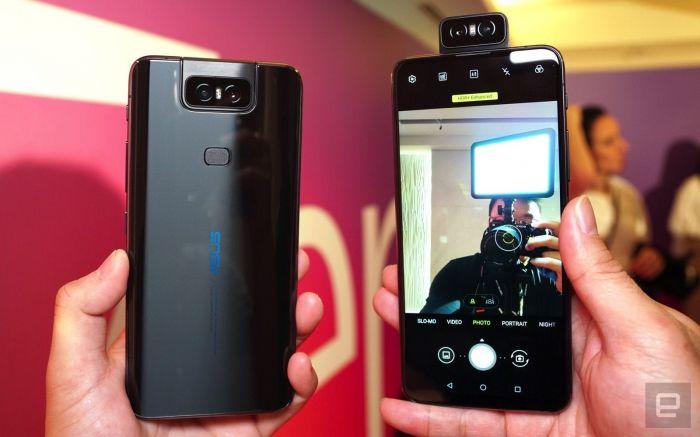 Анонс ASUS Zenfone 6: выносливый флагман с откидной камерой – фото 11
