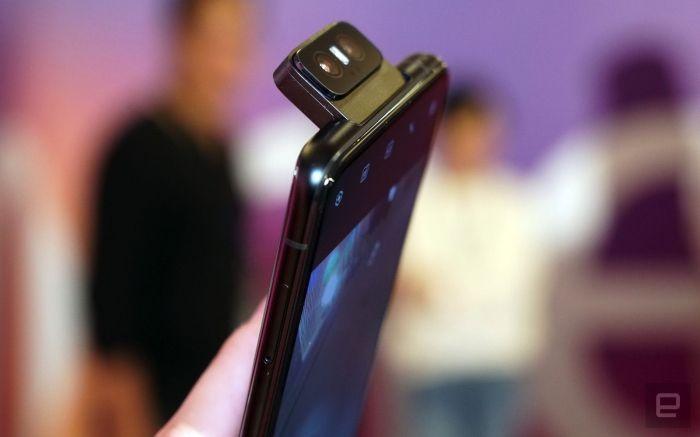 Анонс ASUS Zenfone 6: выносливый флагман с откидной камерой – фото 1
