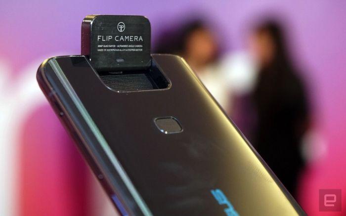 Анонс ASUS Zenfone 6: выносливый флагман с откидной камерой – фото 2