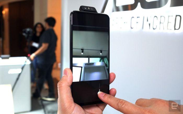 Анонс ASUS Zenfone 6: выносливый флагман с откидной камерой – фото 3