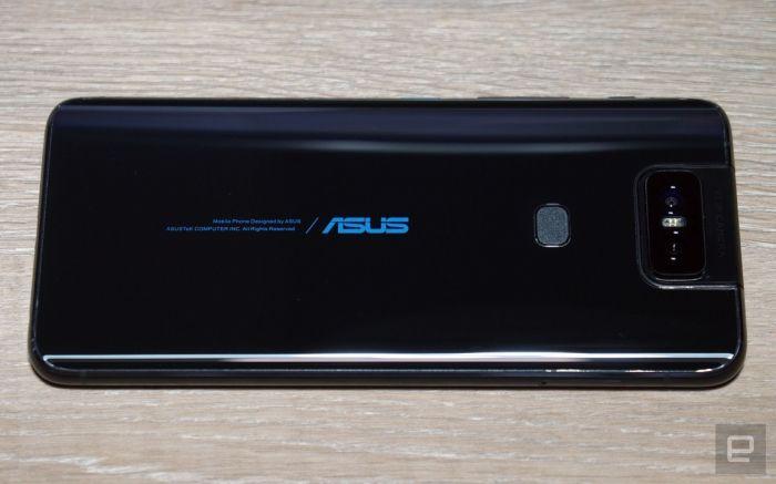 Анонс ASUS Zenfone 6: выносливый флагман с откидной камерой – фото 8