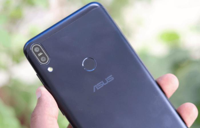 ASUS ZenFone Max Pro (M2) примерил «монобровь» – фото 1