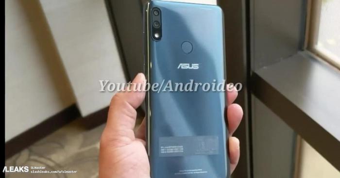 ASUS ZenFone Max Pro (M2) на самом деле получит сдвоенную тыльную камеру – фото 1