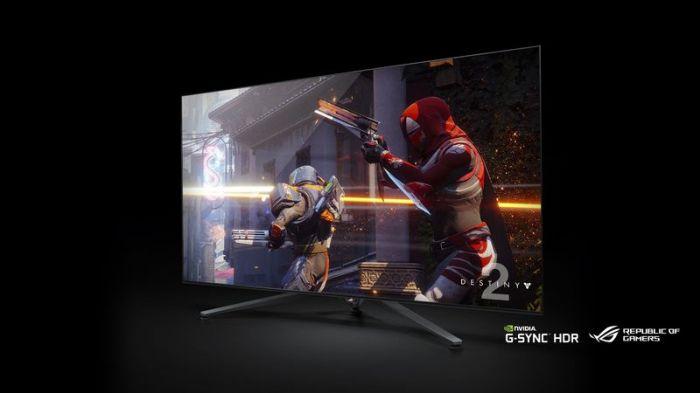 NVIDIA показала на CES 2018, что такое настоящий геймерский монитор – фото 2