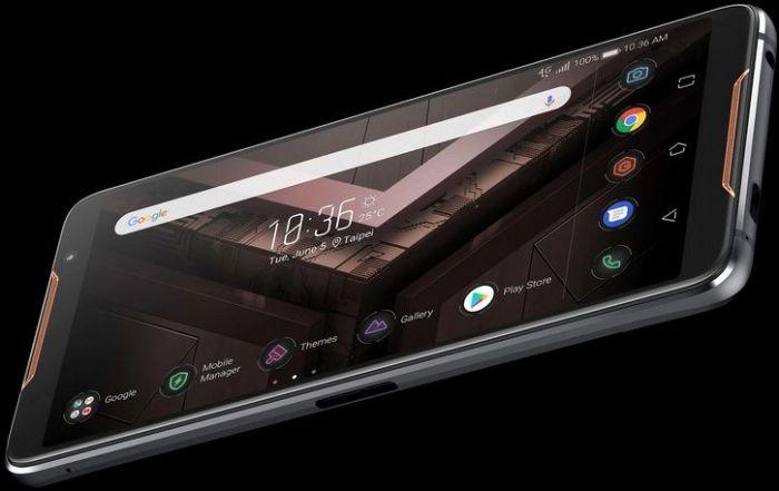 Представлен игровой смартфон для избранных ASUS ROG Phone – фото 1