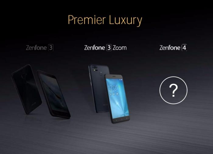 ASUS ZenFone 4, ZenFone 4 Max и ZenFone 4S представят на  Computex 2017 – фото 2