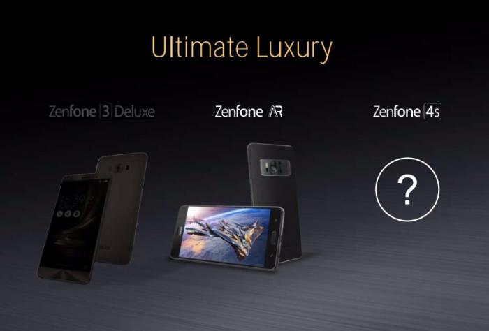 ASUS ZenFone 4, ZenFone 4 Max и ZenFone 4S представят на  Computex 2017 – фото 3