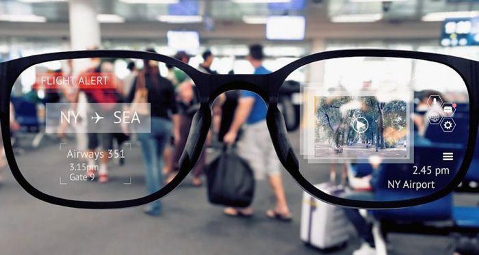 Samsung патентует очень интересные умные очки – фото 3