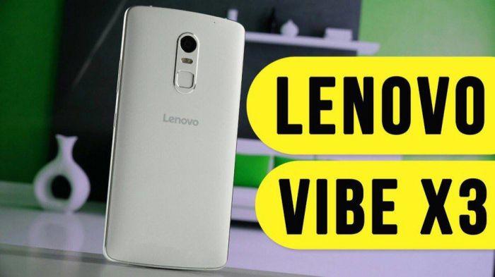Актуален ли Lenovo Vibe X3 в 2016 году? – фото 1