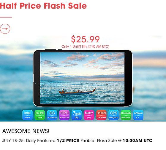 Распродажа планшетофоно от магазина Gearbest.com – фото 2