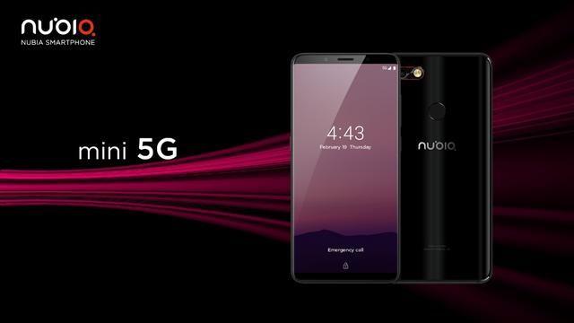 Стали известны характеристики Nubia Mini 5G – фото 3
