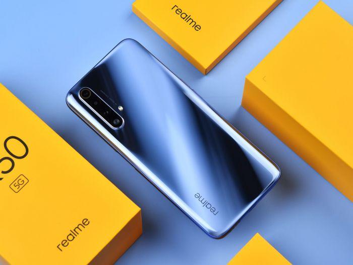 Анонс Realme X50 5G: 120-Гц дисплей, Snapdragon 765G и квадрокамера – фото 3