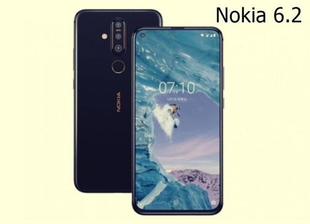 Показали дизайн Nokia 6.2