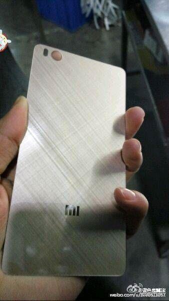 Xiaomi Mi5: шпионские фотографии текстурированной стеклянной тыльной панели – фото 2