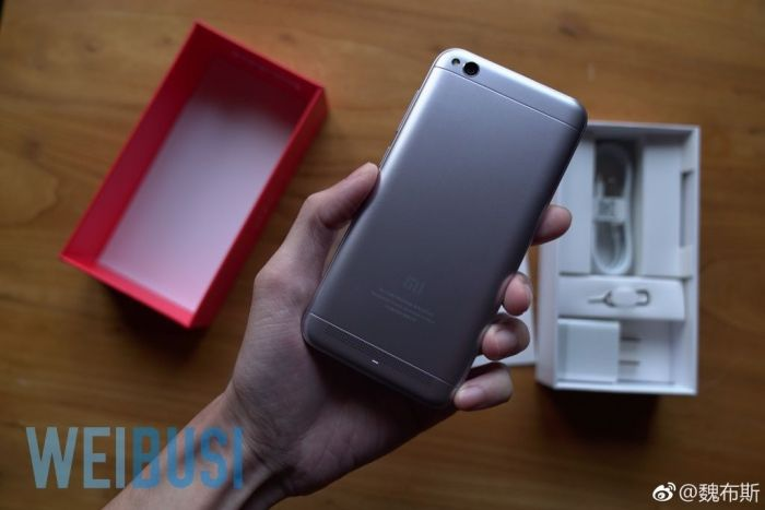 Xiaomi Redmi 5A официально представлен – фото 6