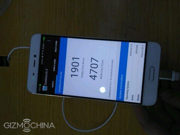 Xiaomi Mi5 в базовой версии протестировали в AnTuTu и Geekbench – фото 3