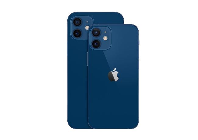 Что не так с синим цветом iPhone 12 – фото 1