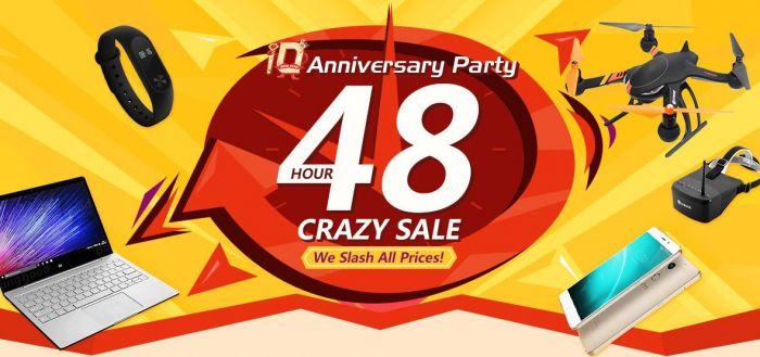 48-часовая распродажа в честь 10-летия магазина Banggood начнется уже завтра – фото 2