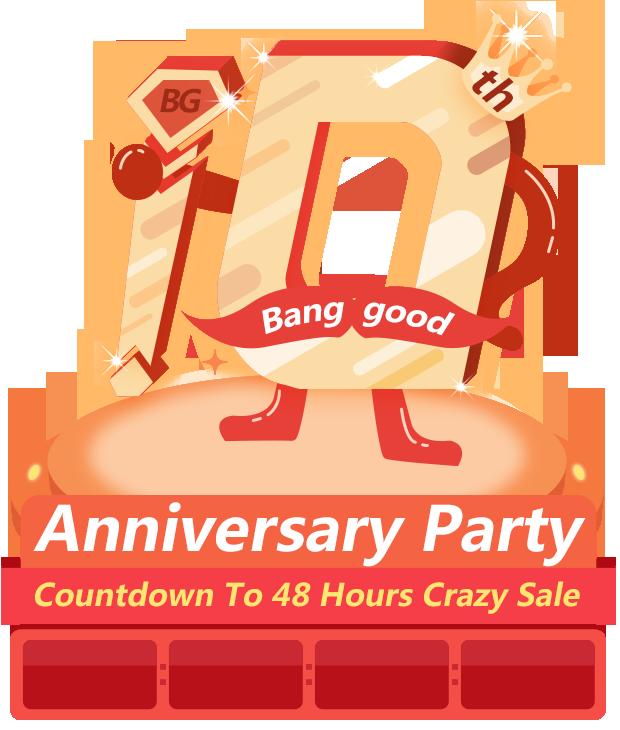 Глобальная распродажа в честь 10-летия магазина Banggood.com – фото 2