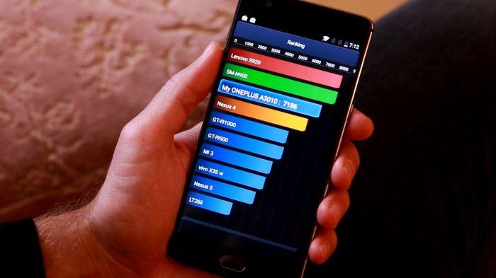 OnePlus3T автономность