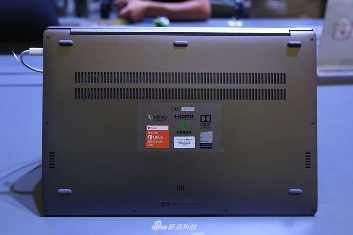 Представлен игровой ноутбук Xiaomi Mi Notebook Pro 2 – фото 3