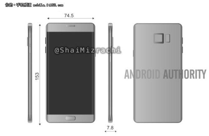 Samsung Galaxy Note 7: тизер флагмана подтверждает его название – фото 2