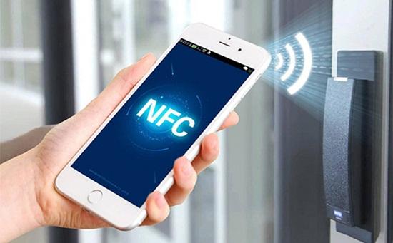 модуль NFC на смартфонах Сяоми