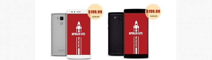 Vernee Thor по $99,99 и Vernee Apollo Lite по $199,99 в акции от магазина Gearbest.com – фото 2