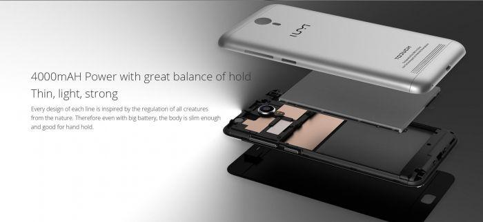 UMi Touch: согласны ли вы на такой дизайн? – фото 1