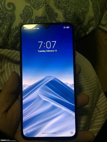 Официальное изображение Xiaomi Mi 9 и «живые» фото от инсайдеров – фото 3