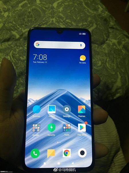 Официальное изображение Xiaomi Mi 9 и «живые» фото от инсайдеров – фото 6
