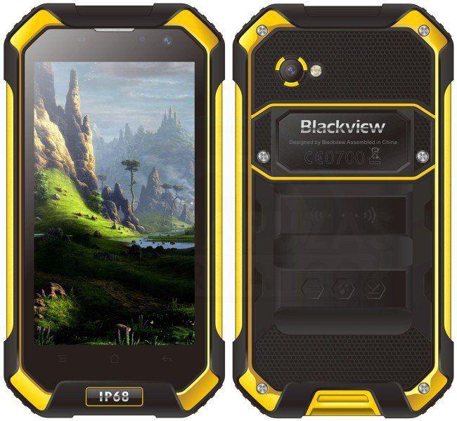 Blackview BV6000: обзор и краш-тест смартфона с заявленным уровнем защиты IP68 – фото 1