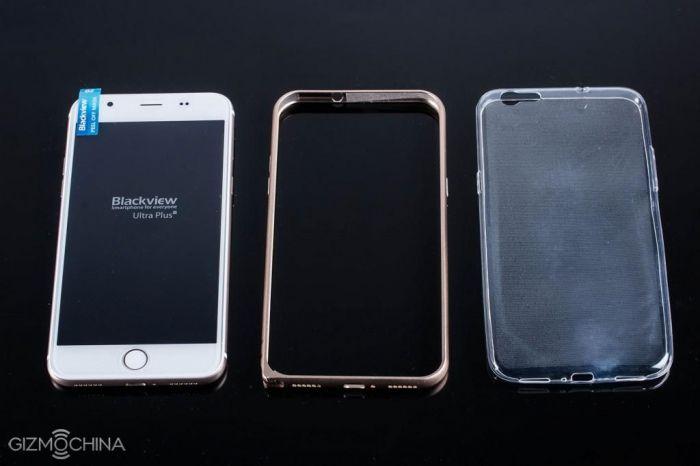 Blackview Ultra Plus получит богатый комплект поставки – фото 1