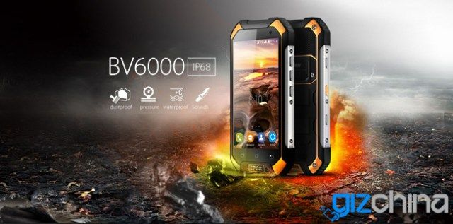 Blackview BV6000: недорогой защищенный смартфон дебютирует в мае – фото 1