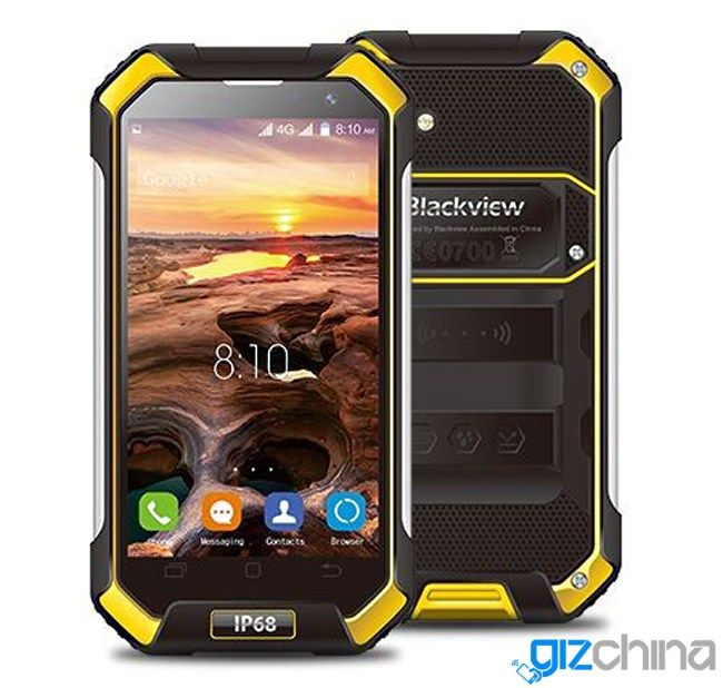 Blackview BV6000: недорогой защищенный смартфон дебютирует в мае – фото 2