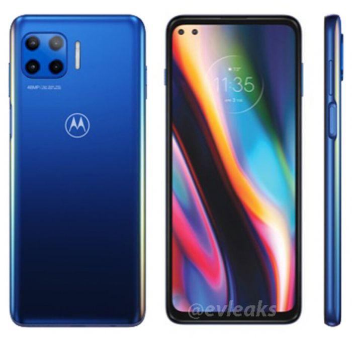 Рендер 5G-смартфона Motorola от известного инсайдера – фото 2